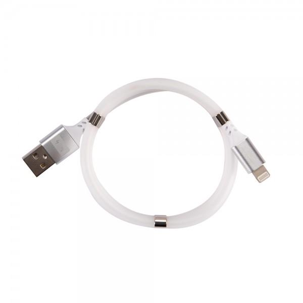 Swiss Charger Scc-10086 Manyetik Iphone Kablosu Şarj ve Data Kabloları