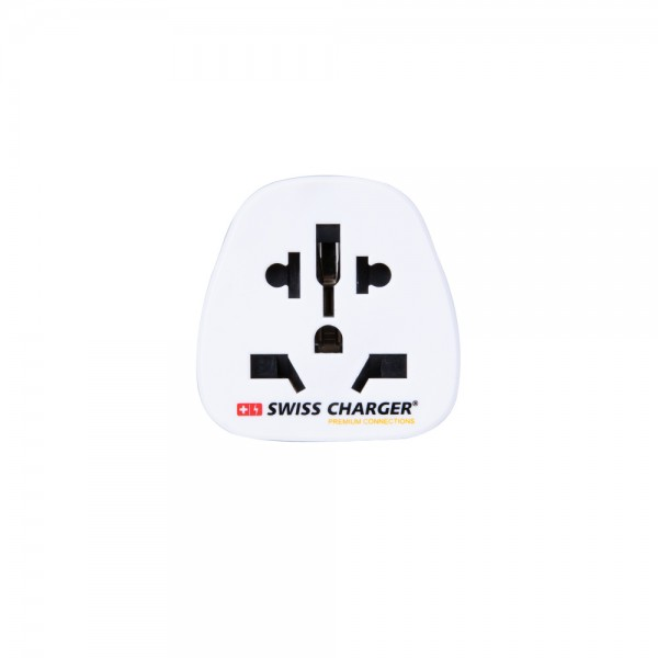 Swiss Charger SCP-20061 Universal Seyahat Adaptörü Şarj
