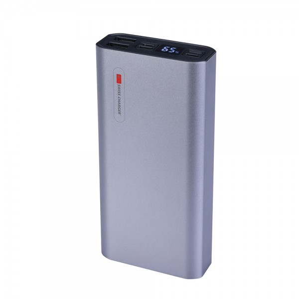 Swiss Charger SCC-30013 20000 Mah Powerbank Powerbank