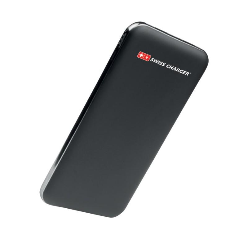 Swiss Charger PB-10000 Slim Ultra İnce Powerbank Powerbank