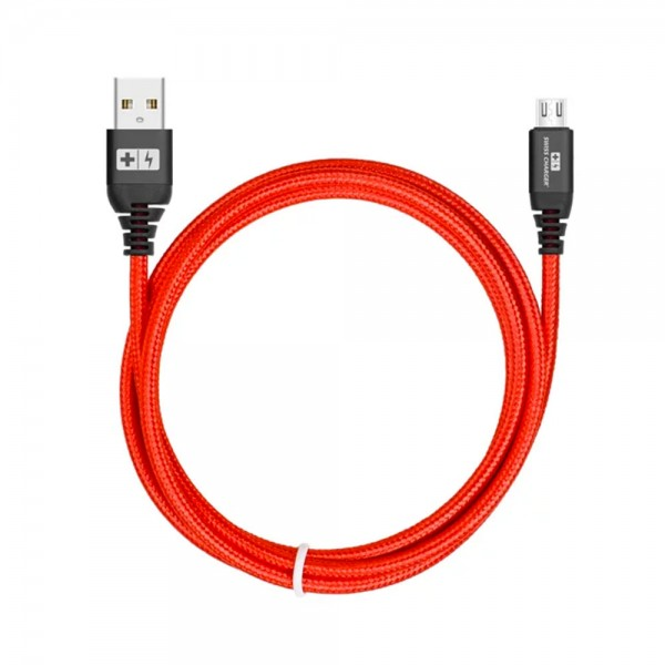 Swiss Charger SCC-10030 Micro USB Hızlı Şarj ve Data Kablosu Şarj ve Data Kabloları